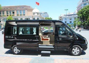 Sapa Luxury Van Limousine