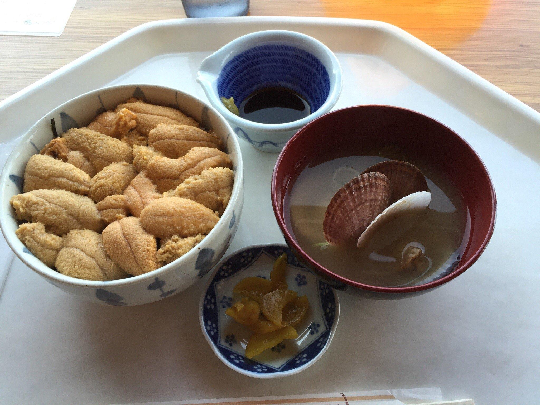 Best Seafood food near Tomamae-cho, Hokkaido, Japan