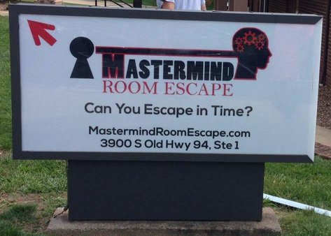 ‪Mastermind Room Escape‬