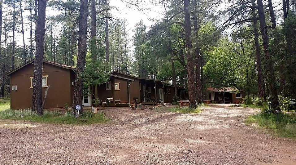 Mountain Meadows Cabins