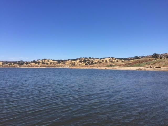 Hensley Lake Drought
