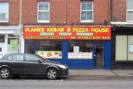 Flames kebab pizza house