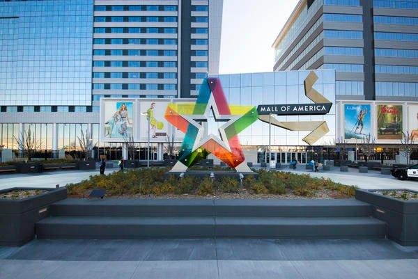 Mall of America North Entrance