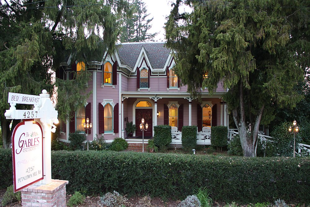The Gables Wine Country Inn