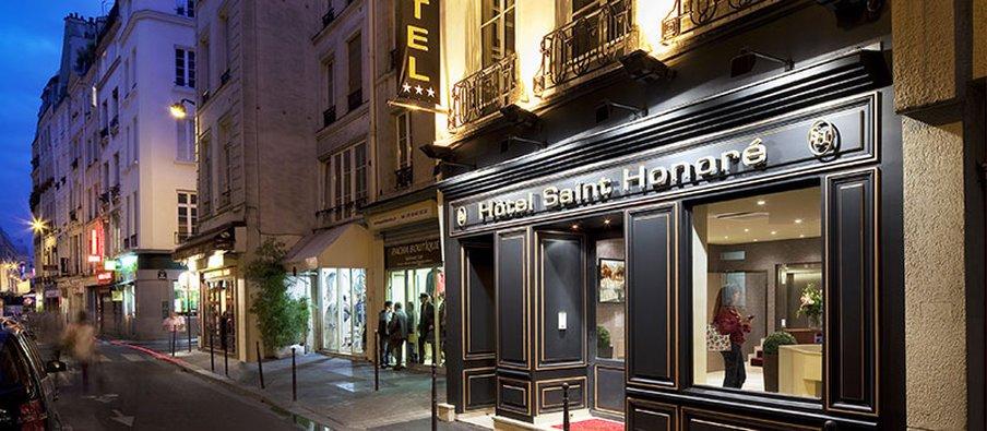 ホテル サントノーレ