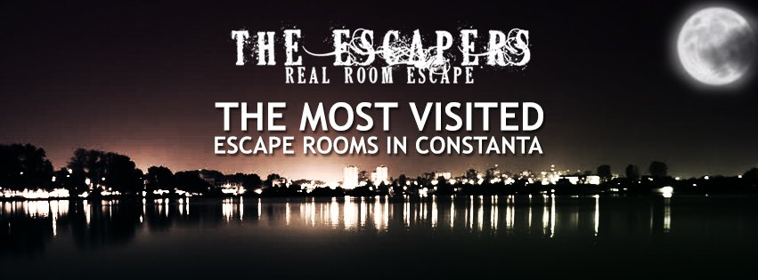‪The Escapers - Real Room Escape‬