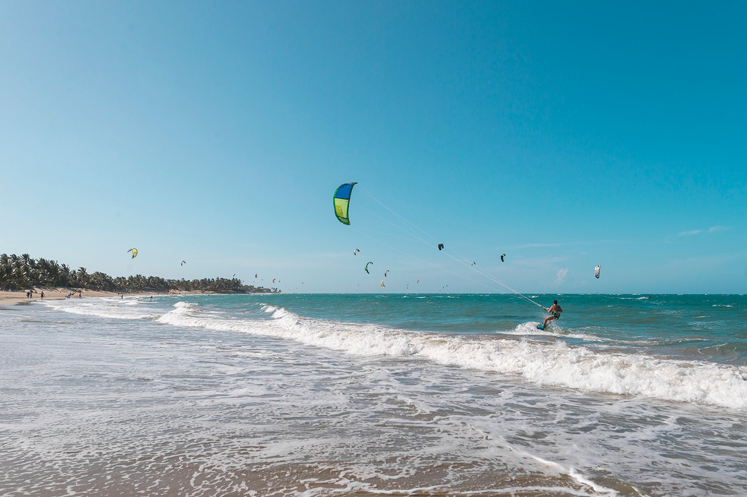 The action-packed beaches of Cabarete, Puerto Plata