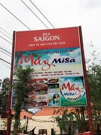 May misa Restaurant