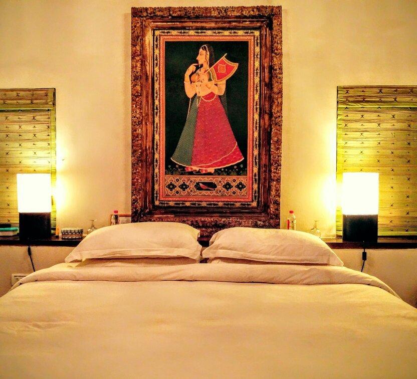 Baghvan Taj Wilderness Lodge