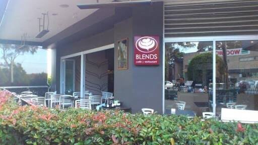 Blends Cafe and Restaurant