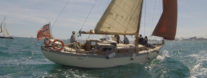 Classic Sail Barcelona