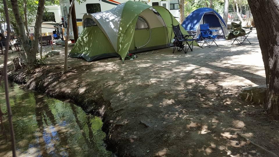 Camp James Campground