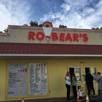 Ro-Bear's Snowballs