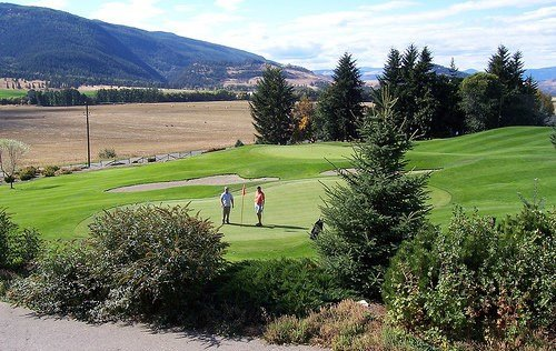 Highlands Golf Course 'Short-Game Excellence'