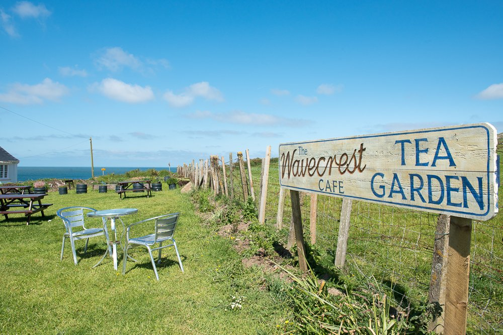 Image Wavecrest Cafe in North Wales