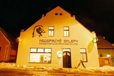 Penzion restaurace Novopacke sklepy