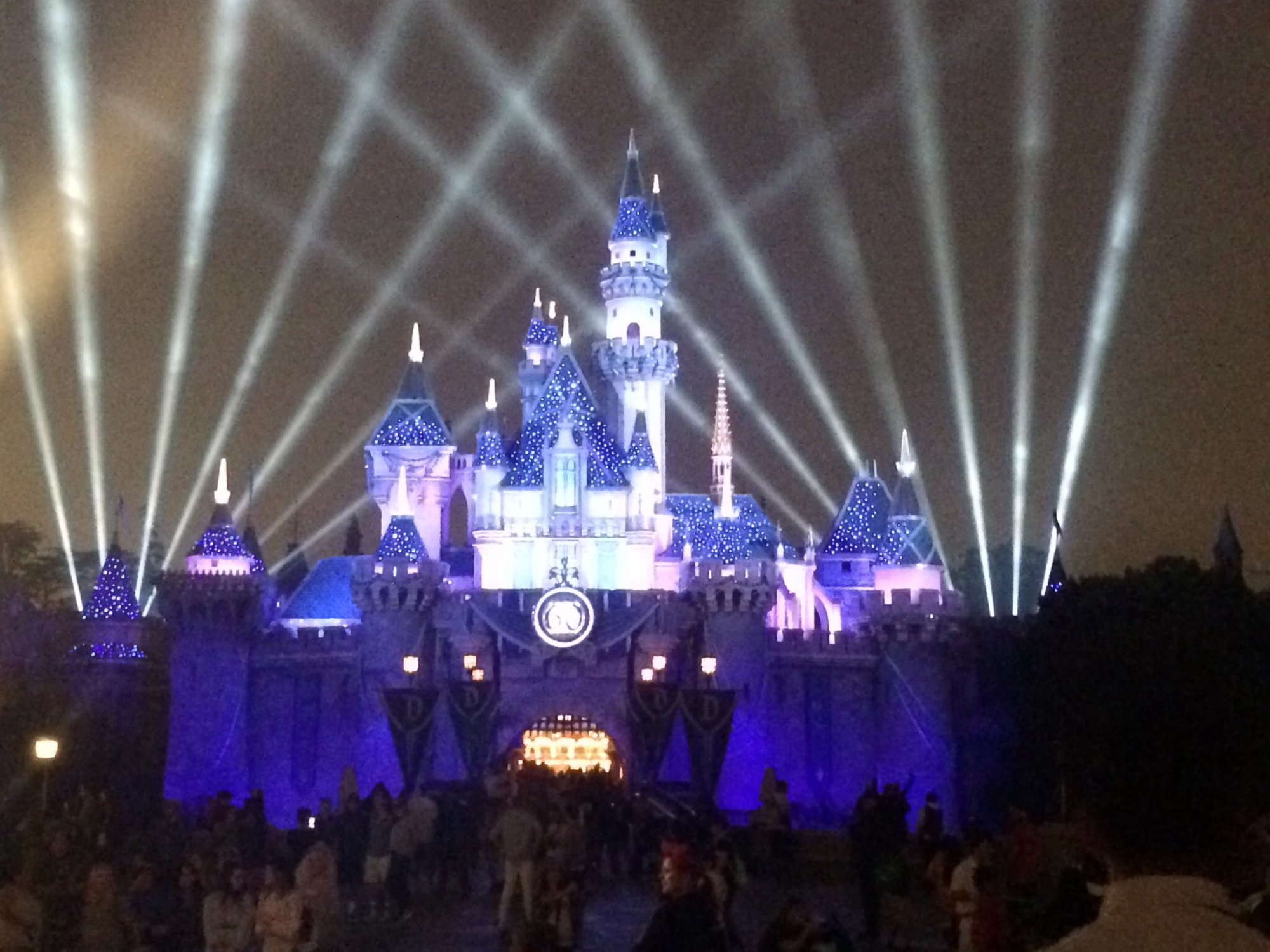 Beautiful picture of the castle