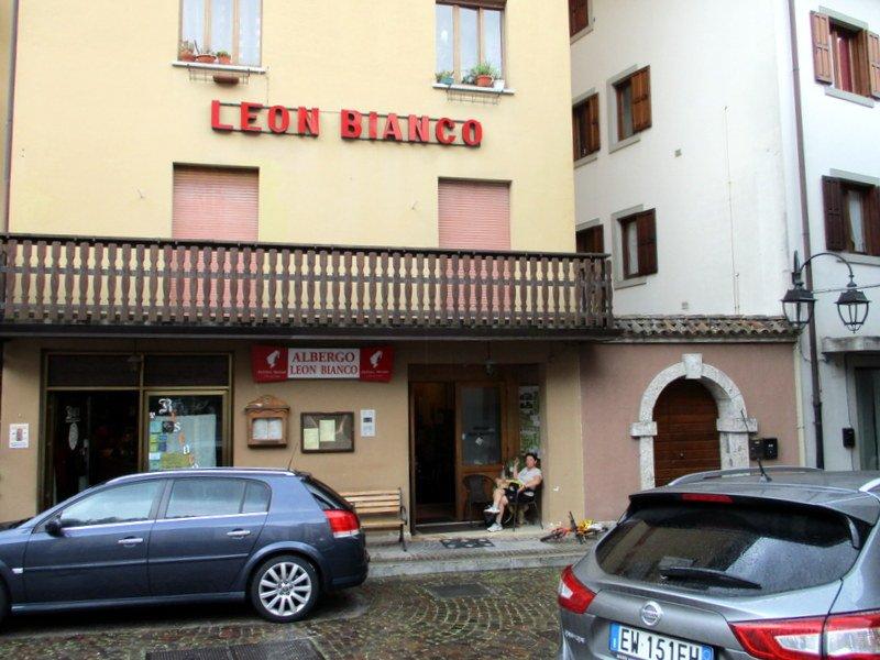 Albergo Ristorante Bar Leon Bianco