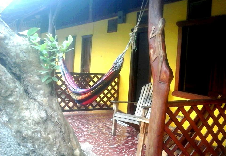 Hotel Reggae Cabinas