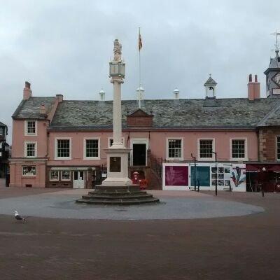 Guildhall Museum, Carlisle, Cumbria
