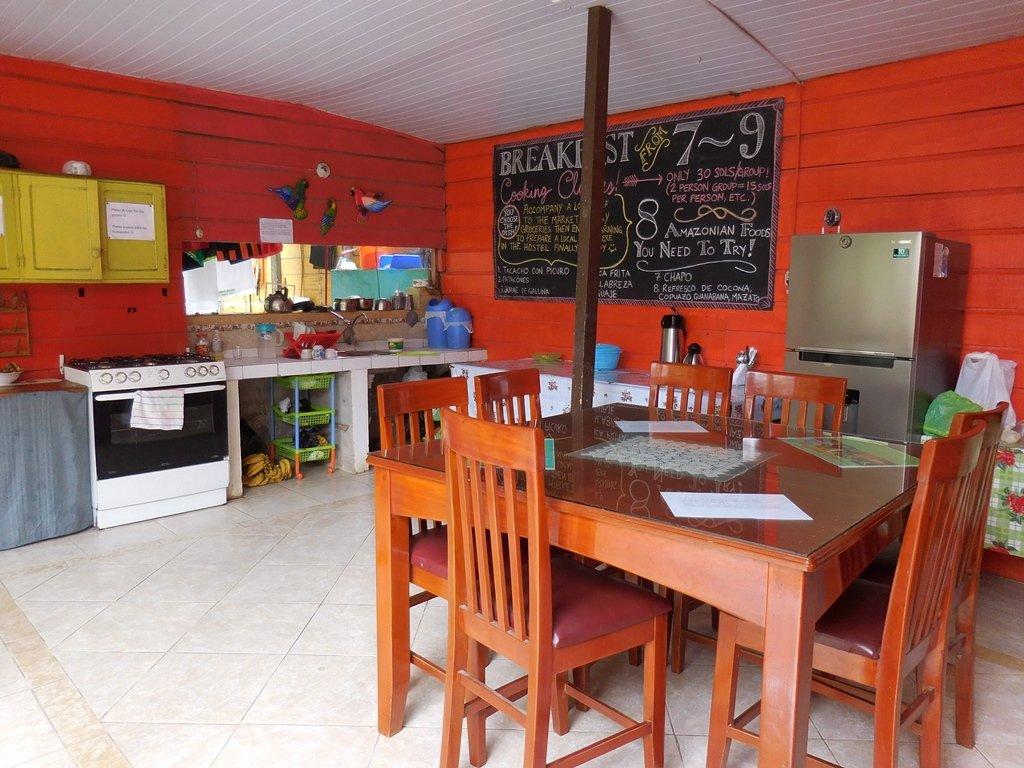 Hostel Tambopata