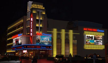 Metro Big Cinemas