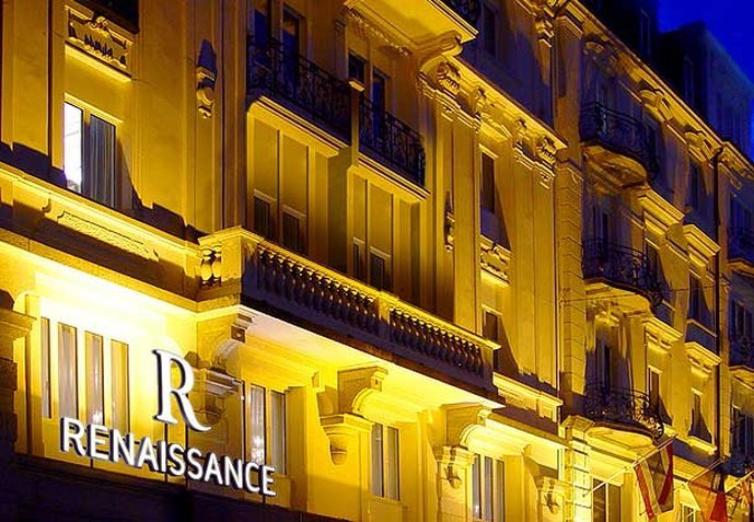 르네상스 루체른 호텔