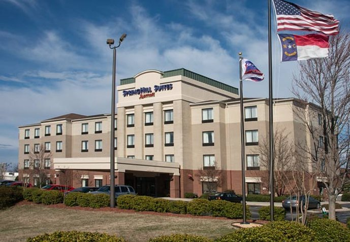 SpringHill Suites Greensboro