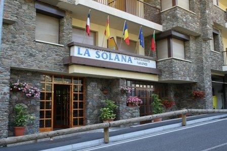 Apartaments La Solana