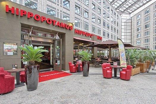 Hippopotamus Restaurant Place d' Italie