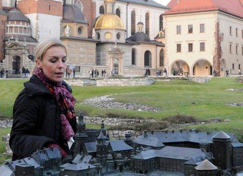 Karolina Janeczko - Przewodnik po Krakowie