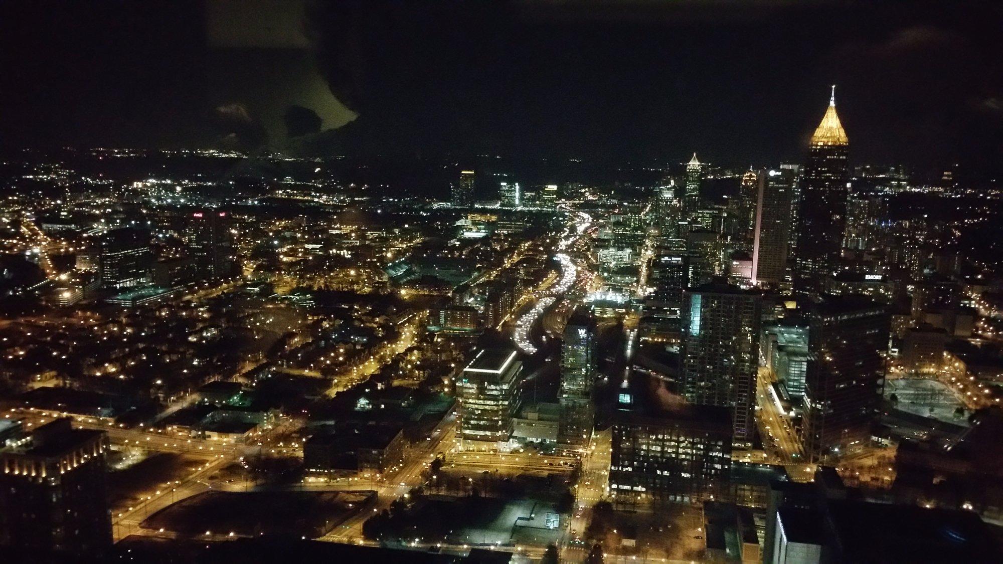 Great View of Downtown Atlanta
