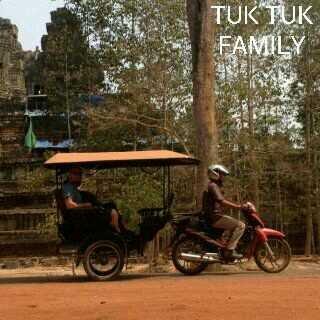 Tuk Tuk Family