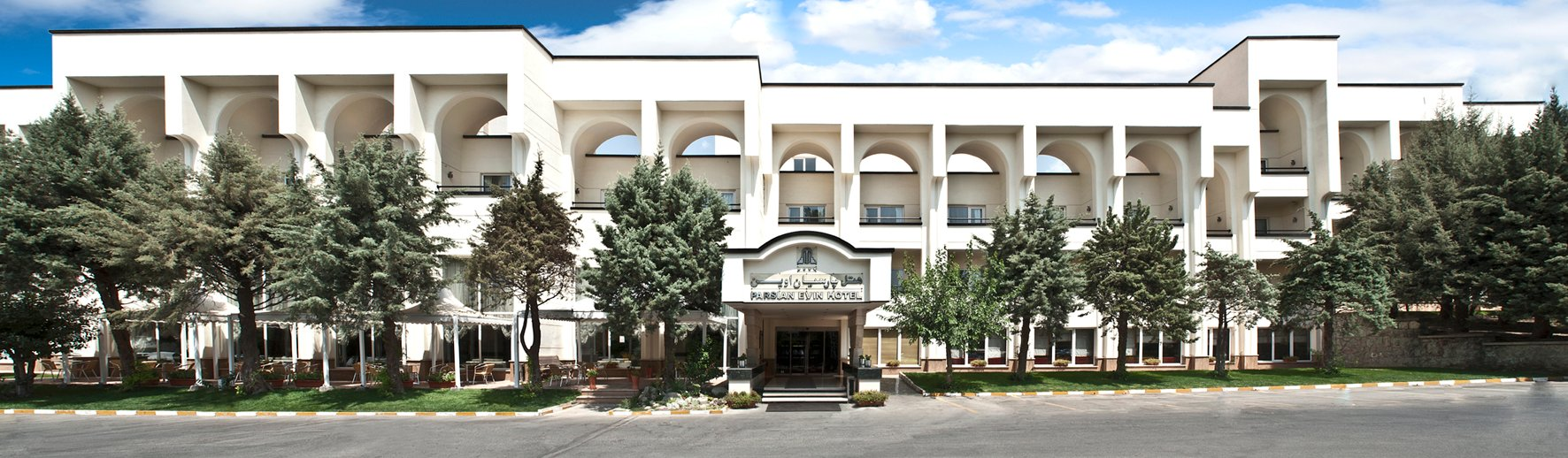 Parsian Evin Hotel