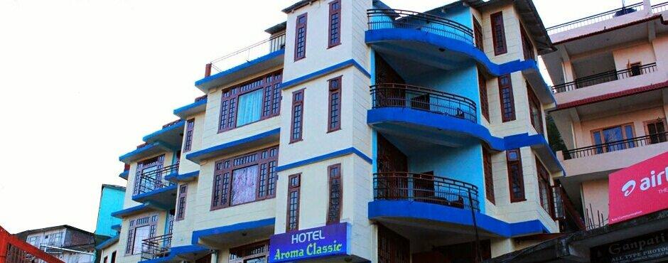 Hotel Aroma Classic