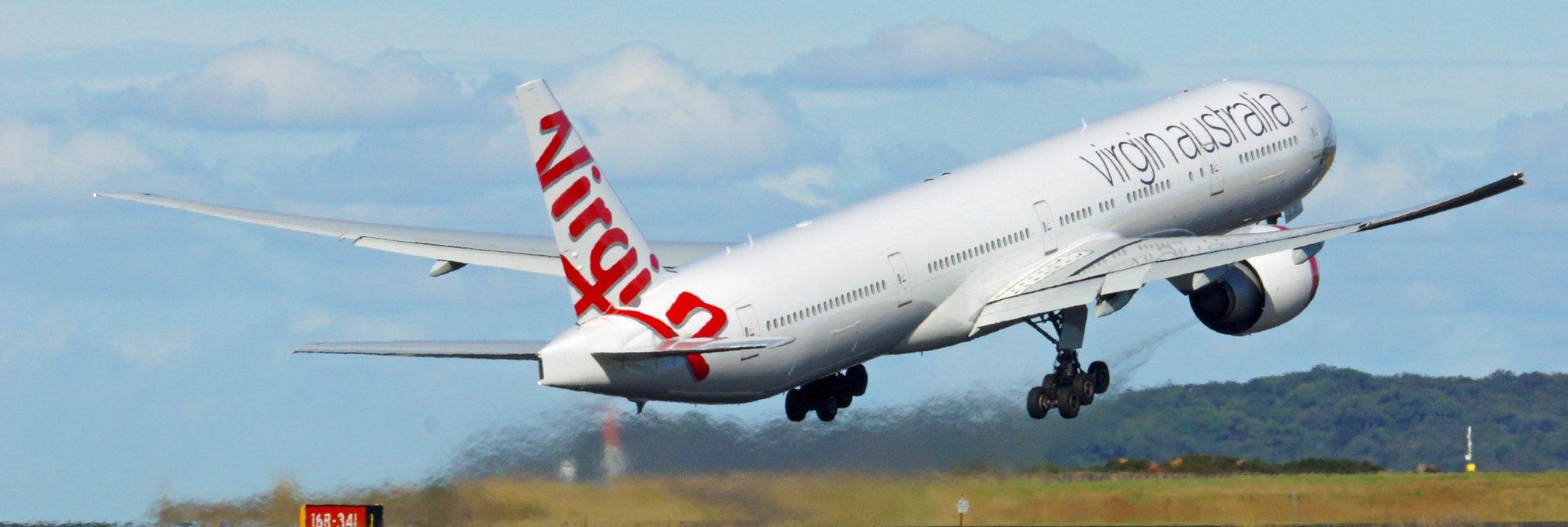 Cheap Virgin Australia Airlines Flights