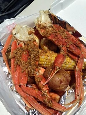 Cowboy Crab and Seafood