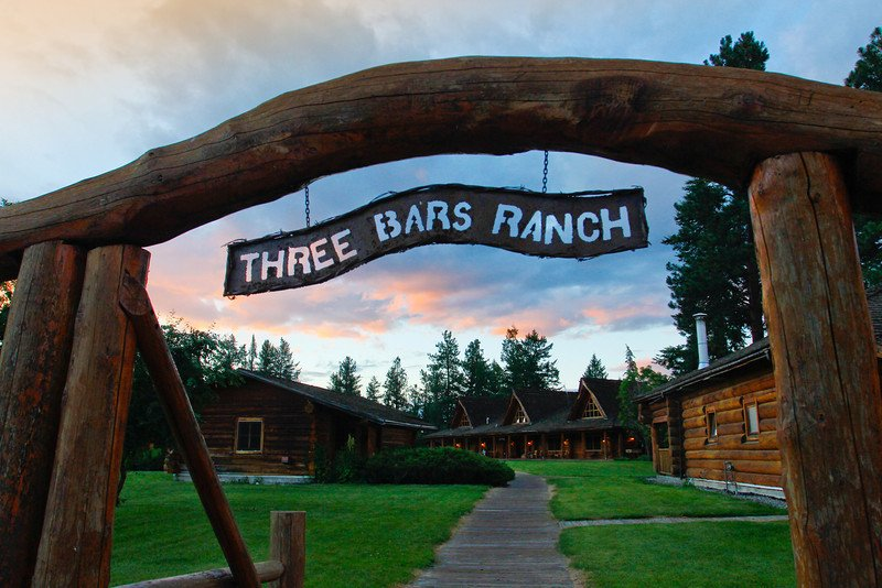 ‪Three Bars Guest Ranch‬