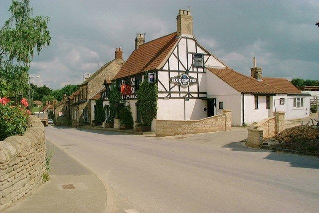 The Blue Cow Inn
