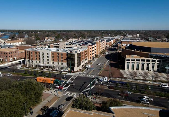 SpringHill Suites Norfolk Old Dominion University