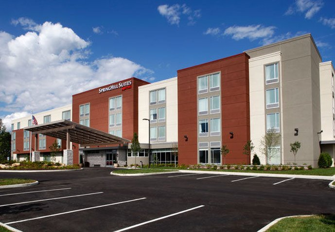 SpringHill Suites Pittsburgh Latrobe