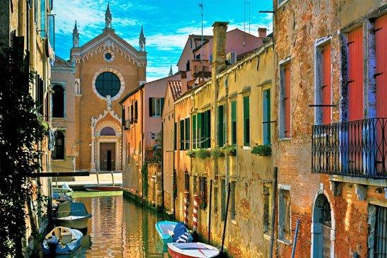 Blue Venice Tours