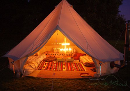 Mad Hatters Glamping