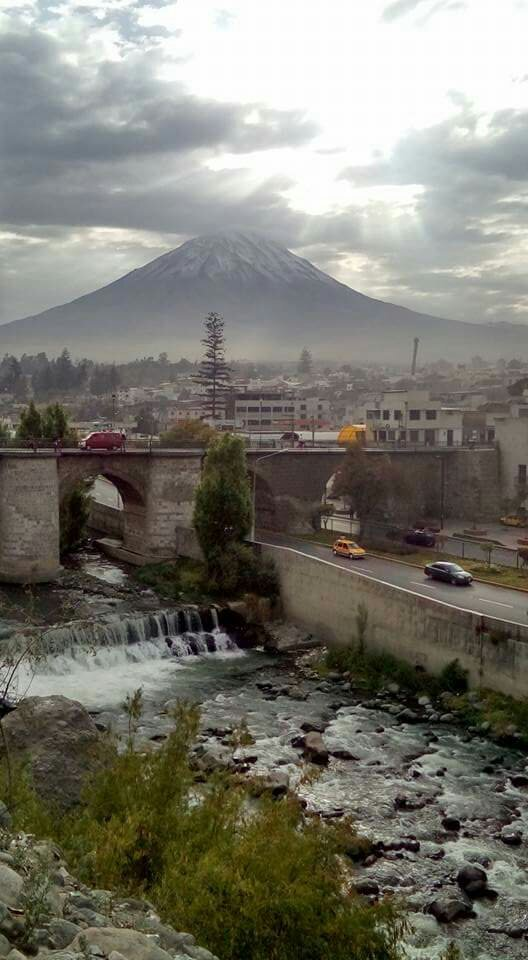 Arequipa Free Tours