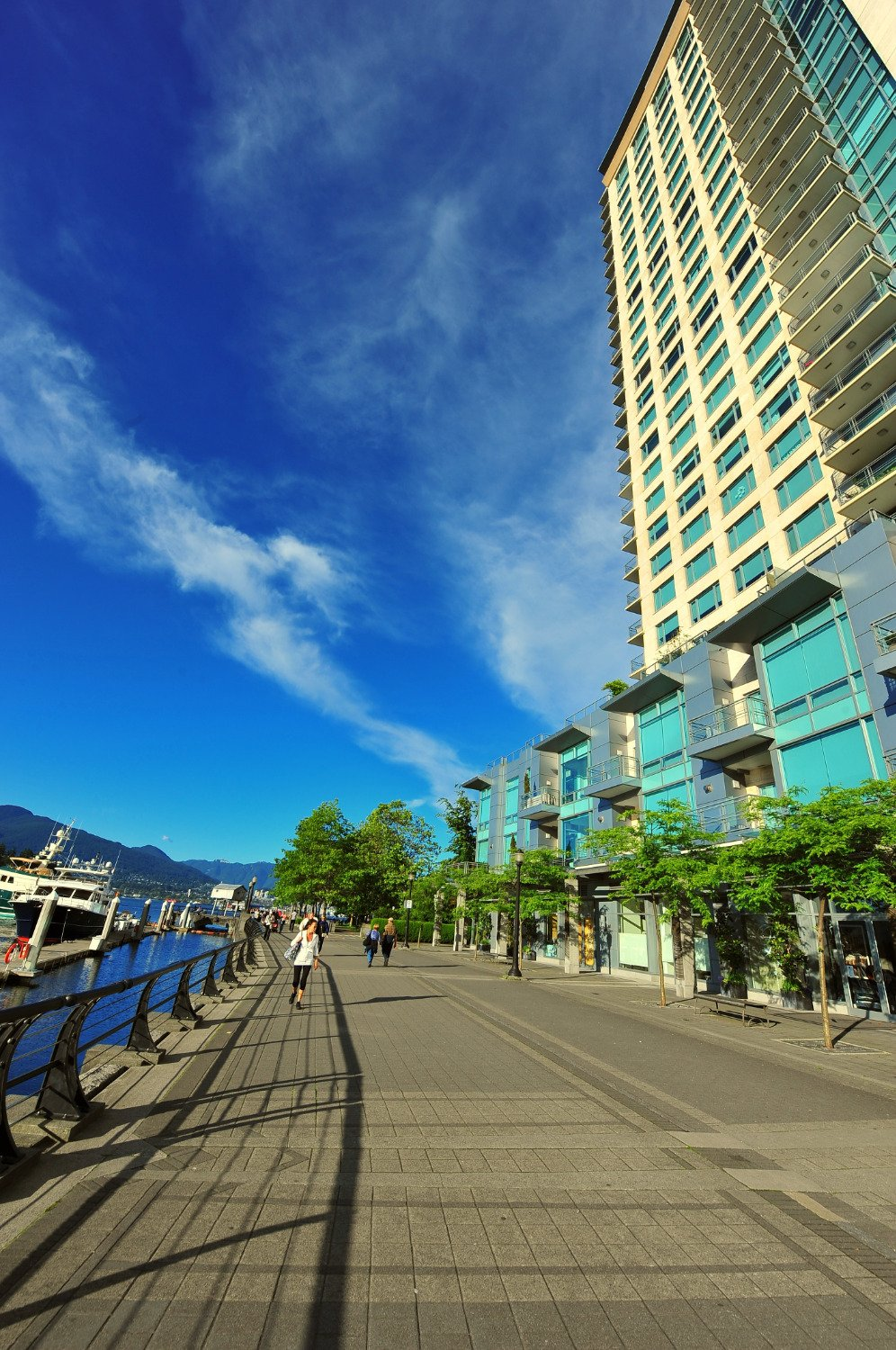 views of vancouver by swift314