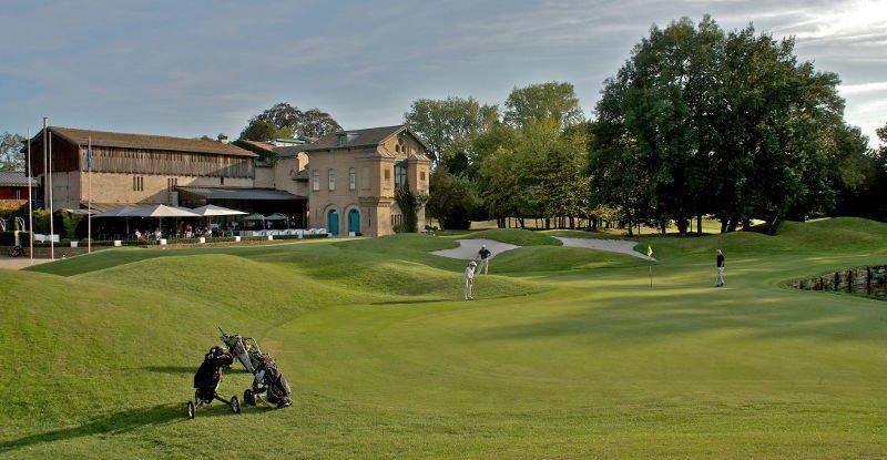 Le Kempferhof Golf et Chateau-Hotel