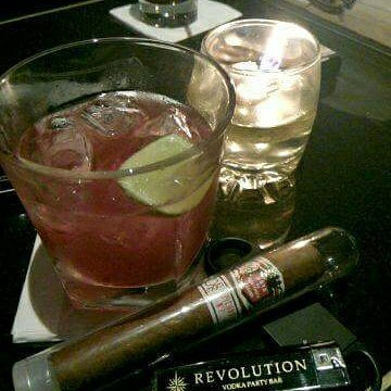 Revolution Vodka Party Bar
