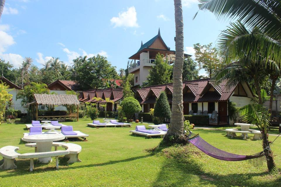 Phangan Cabana Resort