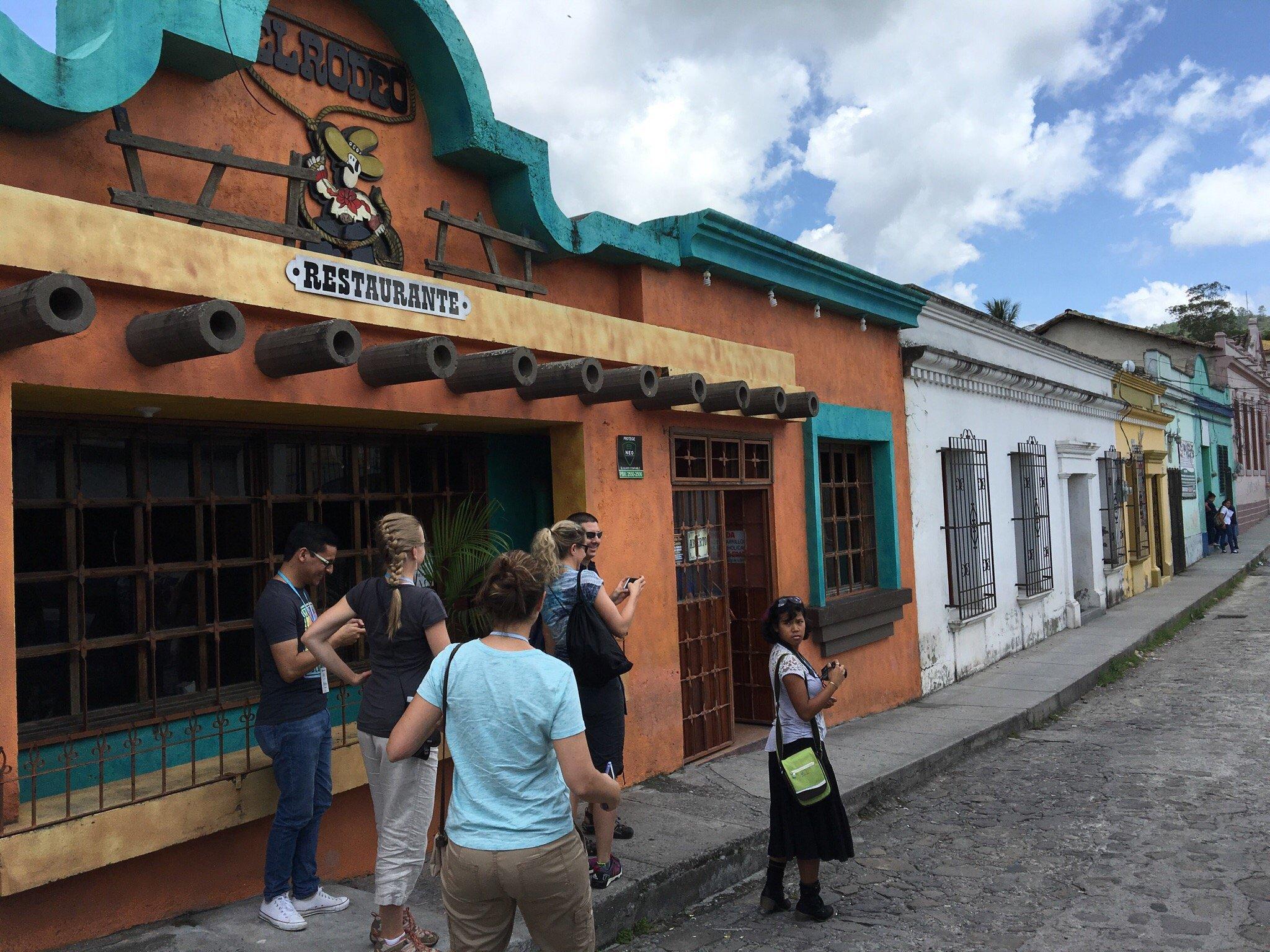 Restaurante el Rodeo