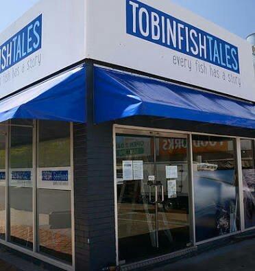 Tobin Fish Tales
